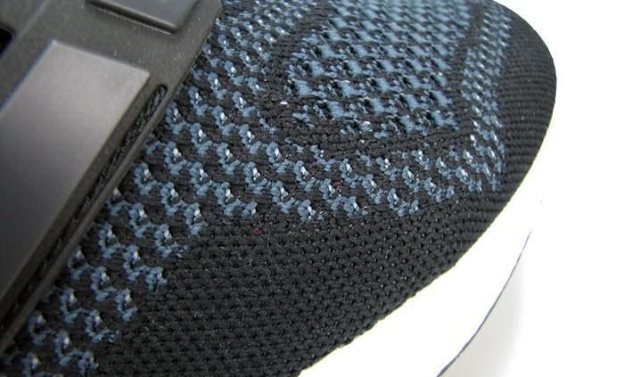 Različite gustine pletenja kako bi se postigla bolja izdržljivost i prozračnost gornjišta