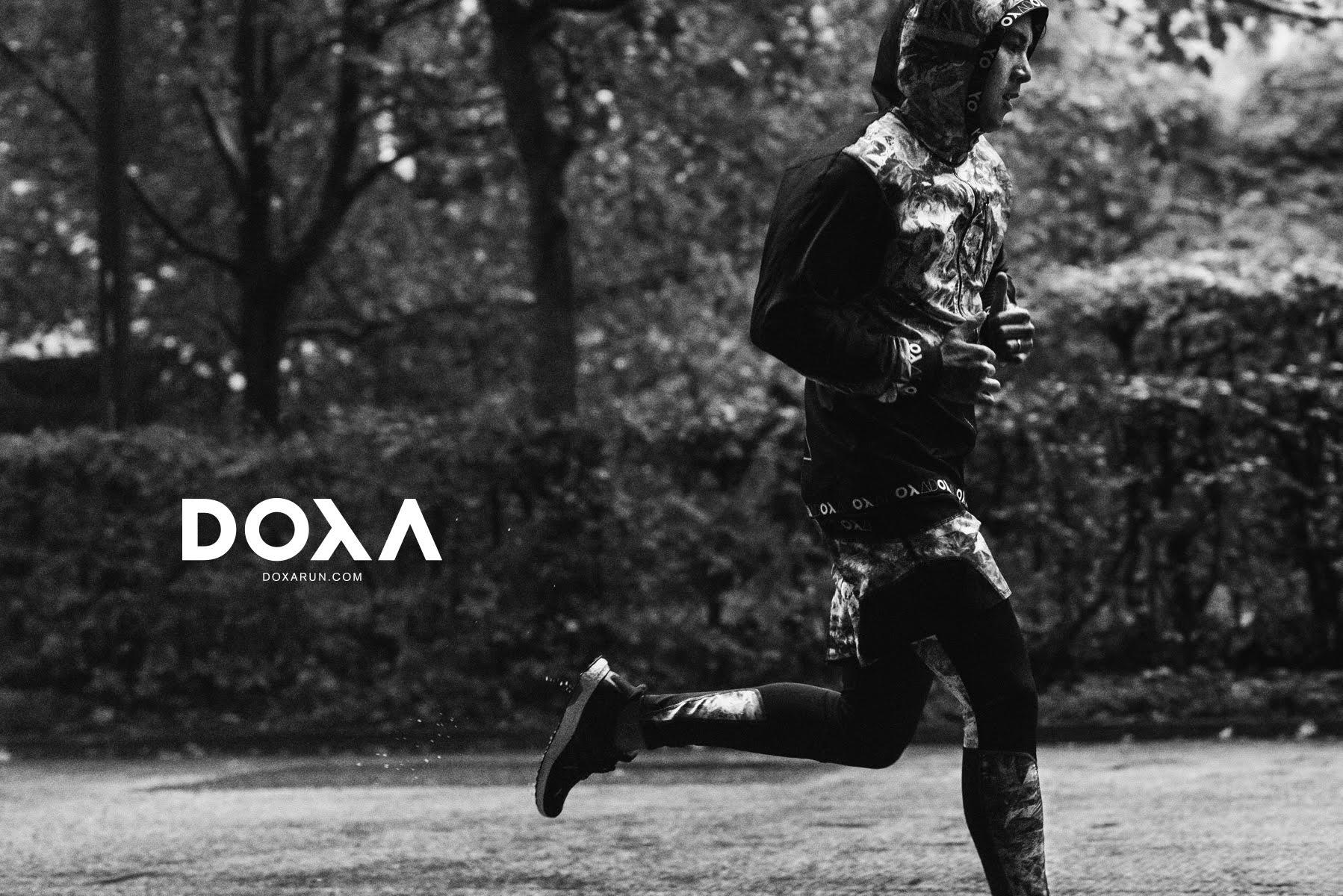 DOXA, novi brend trkačke opreme iz Kopenhagena [Kickstarter]